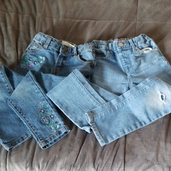 Children's Place Other - 2 pairs girls jeans